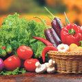Värske taimne  ja toores toit aitavad tasakaalustada happelist jääki andvaid toiduaineid.