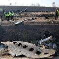 МИД: согласно текущим данным, на борту упавшего в Иране самолета не было граждан Эстонии