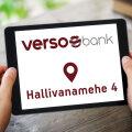 В июне Versobank AS переезжает в новое здание