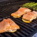 Geniaalne nipp: kuidas grillida endale maitsev ja mahlane kalatükk niimoodi, et pärast ei pea tund aega grilli koristamisele kulutama