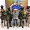 Järjekordne kurjam tabatud: Mehhiko sõdurid mullu augustis koos narkoboss Jose Antonio Yepeziga.