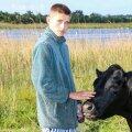 Küllap aitas ka Maalehe lugu noorest loomakasva tajast Timmo Kopist kaasa sellele, et uuest aastast ei pea alaealised FIEd maksma avansilist sotsiaalmaksu.