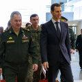 Министр обороны РФ обсудил гуманитарную помощь с президентом Сирии