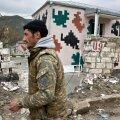 Aserbaidžaan teatas saja Armeenia sõjaväelase hävitamisest piirilahingutes