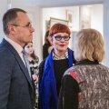 """Tartu Kunstimuuseumi näituse """"Pallas 100. Kunstikool ja kultus"""" avamine"""