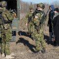 Estpla-31 treenib Afganistani minekuks