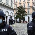 На севере Австрии задержали подозреваемого по делу о теракте в Вене