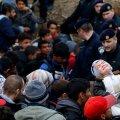 Balkanimaades kisub lõputu põgenikekriis üles tüli