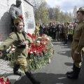 DELFI VIDEO: Pronkssõduri juures läks 9. mai puhul lauluks