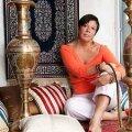 Paranoiast priiks: Araabia keele õpetaja Kattri Ezzoubi ei arva, et kõik moslemid on terroristid. Tiit Blaat