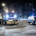 7-aastane poiss jäi Gonsiori tänaval auto alla