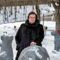Мэр Катри Райк: в каждой нарвской семье могла бы иметься книга на эстонском языке