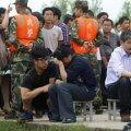 Hiina jõelaevaõnnetuse ohvrite lähedased nõuavad rohkem informatsiooni