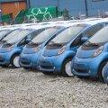 Tartu saab kätte esimesed elektriautod