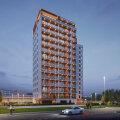ФОТО | Еще одна новостройка рядом с озером Харку: недалеко от пляжа будет построен 14-этажный жилой дом