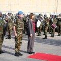 Kaljulaid külastas Eesti rahuvalvajaid Liibanonis