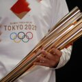 Tokyo olümpiamängude tõrvik