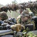 DELFI FOTOD: 120 kaitseväelast kogunes Ida-Virumaal Tornaadole