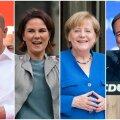 SUUR ÜLEVAADE   Homme toimuvad Euroopa olulisimad valimised. Kas Angela Merkeli mantlipärija panevad paika vanad naised?