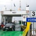 Vormsi parvlaeva sõiduplaani ja hindu tuleb tulevast aastast hakata kooskõlastama Tallinnas.