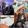 GRAAFIK: Parteid saavad riigieelarvest miljoneid eurosid, kuid erakonnad on toetuse vähendamise suhtes eri meelt