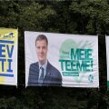 Valimisplakatid 2017 Tallinnas