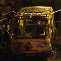 FOTOD: Jerevani bussis plahvatas pomm, kaks inimest sai surma