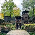 ФОТО | Замок Улдевена: настоящая крепость древних латышей всего в 60 км от Риги