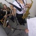 VIDEO | Vaata puhkpilliorkestrite esinemist läbi saksofonisti kolmanda silma