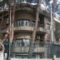 Tšehhi saatkond Damaskuses.