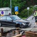 Tallinnas Kolde pst-l juhtus liiklusõnnetus.