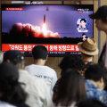 Южная Корея сообщила о новых пусках ракет в КНДР