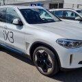 Garaažist välja: BMW esimene elektrimaastur iX3 jõudis Eestisse ja see on võimas