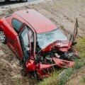 Liiklusõnnetus Kärde lähistel selle aasta juulis