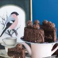 PIDUPÄEVAKS! Nagu reklaamist pärit — šokolaadikook à la Ferrero Rocher