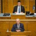 Kooseluseaduse vastuvõtmine Riigikogus