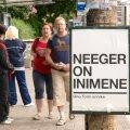 Silt Neeger on inimene
