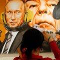 Kremli uuring: kes on demokraatlikem riigijuht?