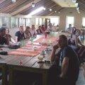 Tule Maale foorum Nopri Talumeierei konverentsiruumis. Foto: Tiit Niilo