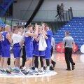 Eesti U20 korvpallikoondis.