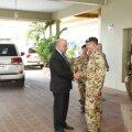 Kaitseminister Luik kohtus Mali kolleegi ning Euroopa Liidu ja ÜRO missioonide juhtidega