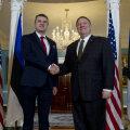 Urmas Reinsalu ja Mike Pompeo kohtumine Washingtonis