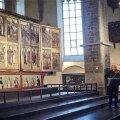 Niguliste muuseumis avatakse maali Surmatants püsiekspositsioon