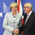 Euroopa Komisjon: Brexiti-läbirääkimiste esimeses faasis on saavutatud piisav edasiminek