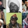Terroristide TOP7 pearahade suuruse järgi