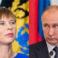 Kersti Kaljulaid küsis Venemaa visiidil kohtumist Putiniga