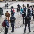 Protest Vabaduse väljakul