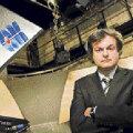Marko Kaljuveeri sõnul saatis ETV Kanadasse 1,3 tonni ülekandetehnikat. Kaljuveer enne ärasõitu AK stuudios.