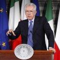 Monti vihjas, et ei osale ilmselt parlamendivalimistes