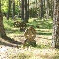 MERETAGUNE ASI: Kalmisturomantika Vormsi moodi.